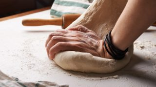 パン作りの工程